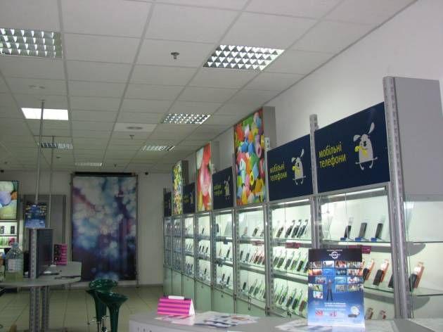 Оформление магазина электроники, 2010