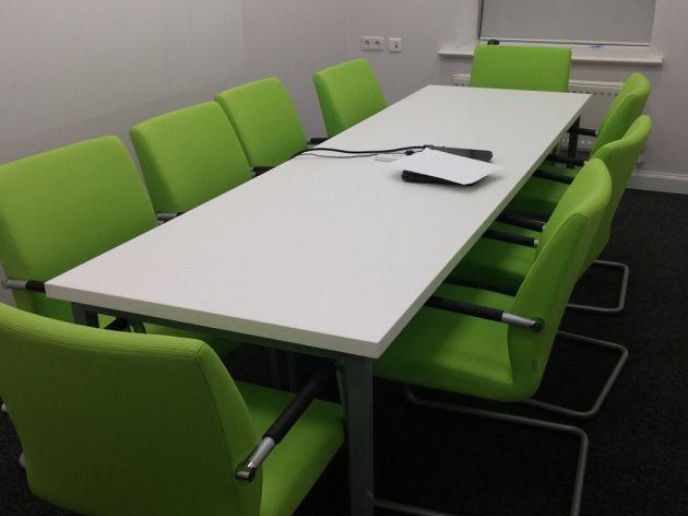 Стол для переговоров, 2015