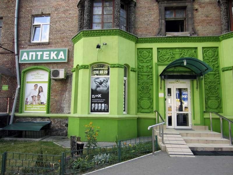 Оклейка витрин пленками Киев