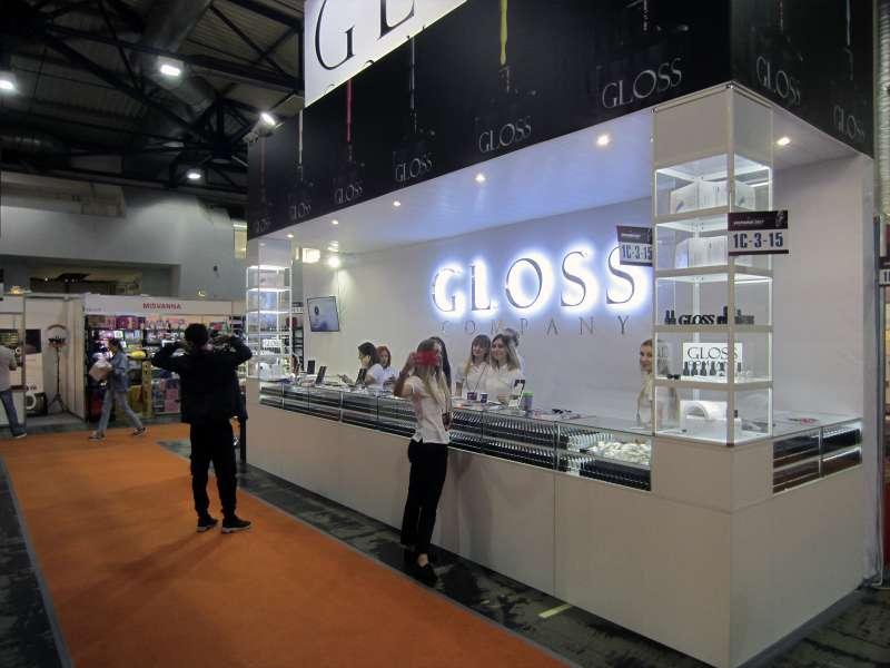 Выставочный стенд Gloss