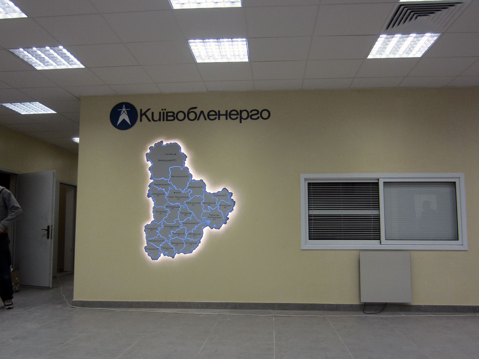 Декоративная карта