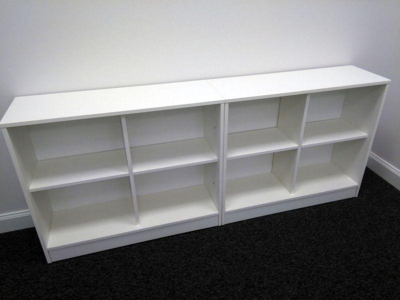 Шкафчик офисный открытый (№849)