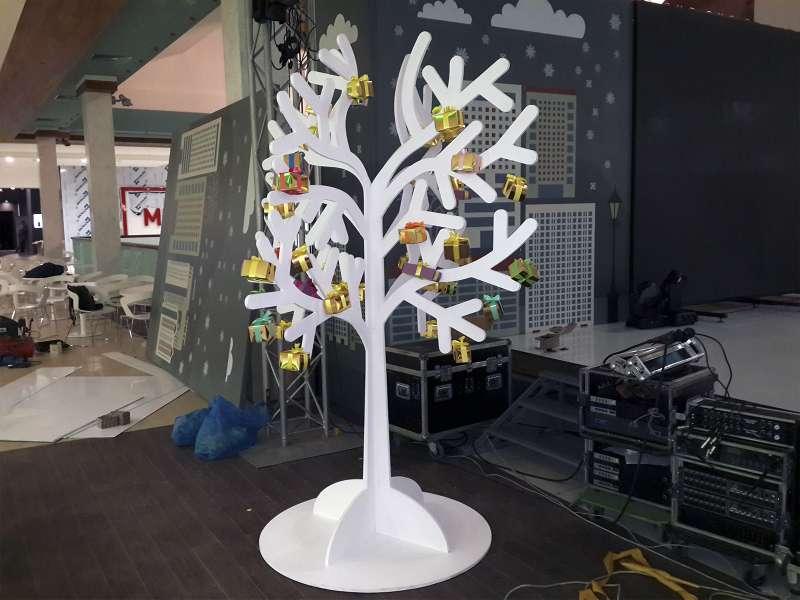 Муляж дерева с подарками заказать киев