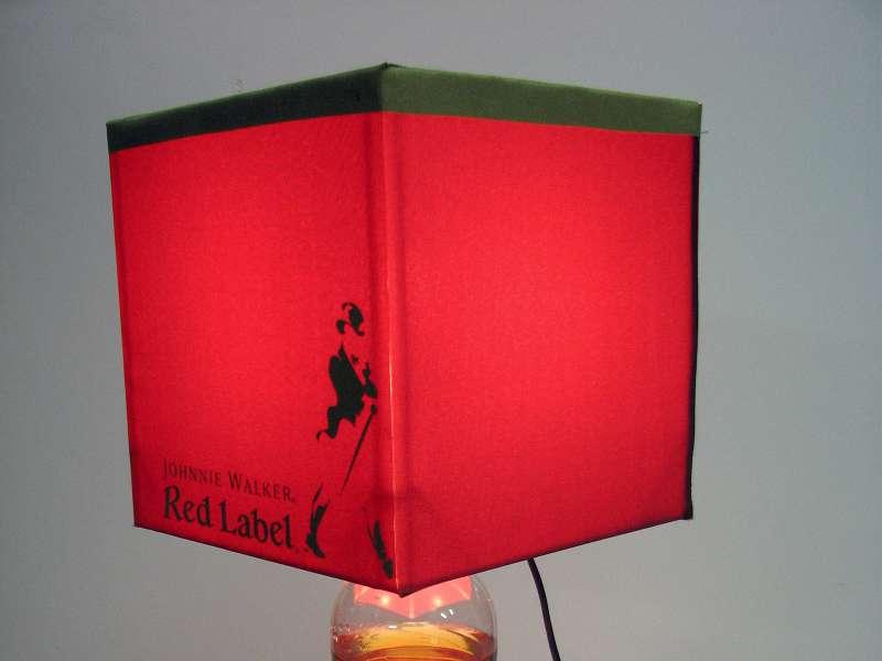 Муляж настольной лампы