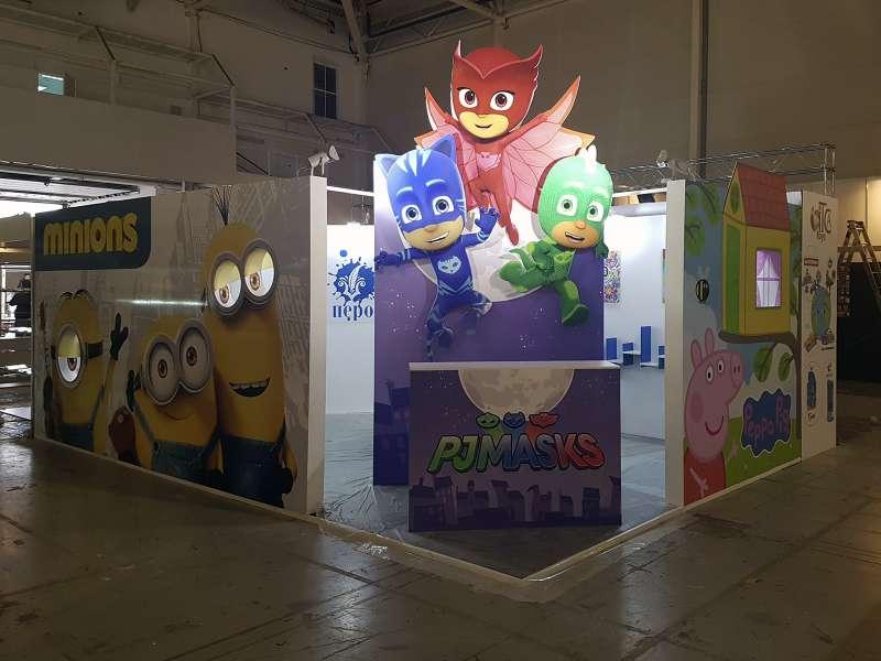 Выставочный стенд Киев изготовление