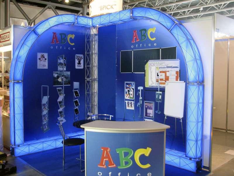 Выставочный стенд ABC Office