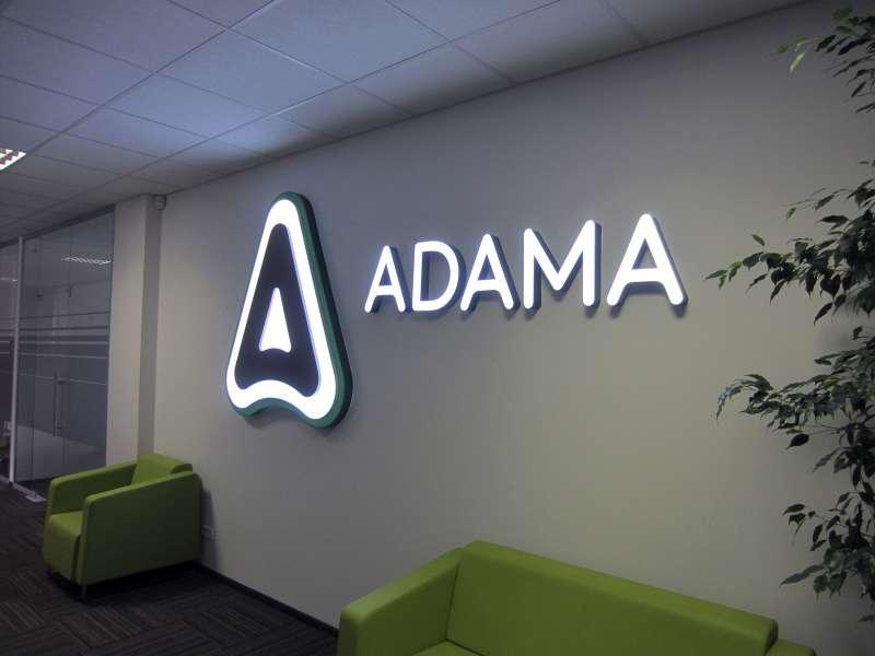 логотип объемные буквы изготовление