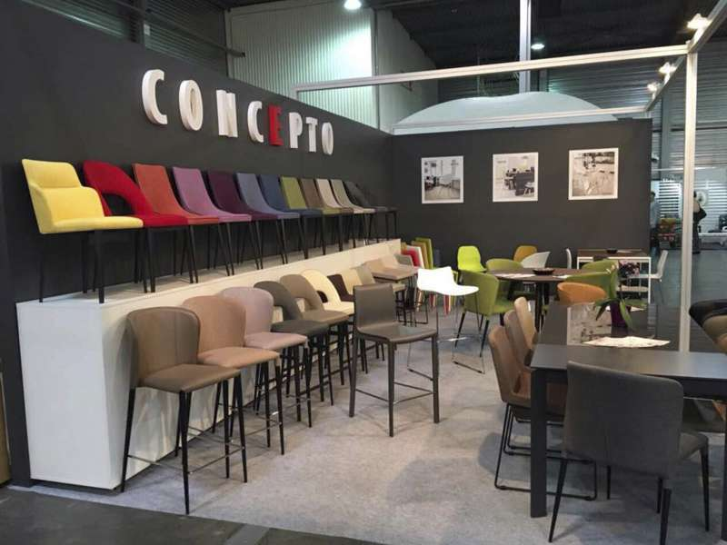 Выставочный стенд Concepto
