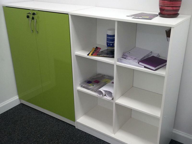 Шкаф офисный (№849)