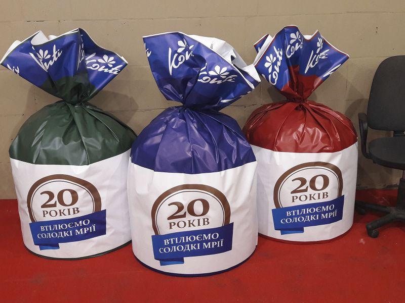 Муляж конфет Konti заказать (№1379)