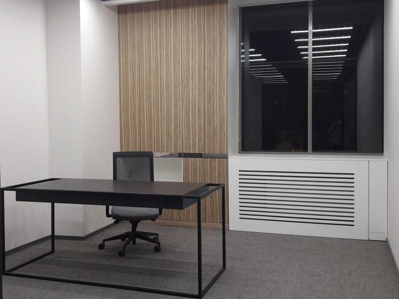 Изготовление офисных шкафов, столов